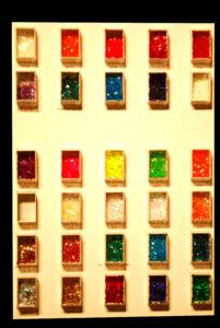 Baze i gliteri za sitotisak na tekstilu