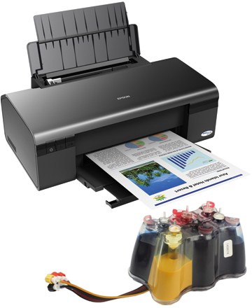 Start package Epson D120 A4