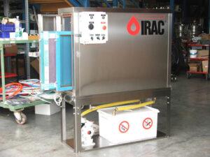 Bazen za automatsko pranje sita