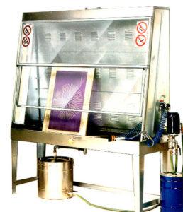Bazen za pranje sita + filter za razređivač