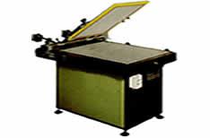 Ručni stroj za sitotisak + vakuum