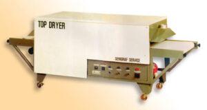 Tunel za sušenje otisaka (IR+ topli zrak)