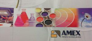 Amex boje